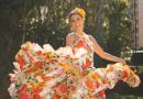 Reina Isabella Chams Vega viaja a Nueva York a promocionar el Carnaval 2020