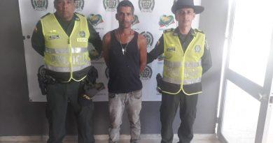 *La Policia Metropolitana  de Barranquilla, captura a una persona por el delito  de maltrato animal en Soledad.*