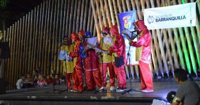 Carnaval del Suroccidente Realizó Encuentro de Letanías