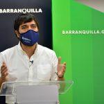 Barranquilla flexibiliza medidas, pero mantiene aislamiento preventivo: alcalde Jaime Pumarejo