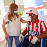 Gobernadora entrega más herramientas contra el Covid-19 para el personal de salud