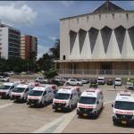 Con 6 nuevas ambulancias, el Distrito continúa moviéndose por la vida de los barranquilleros