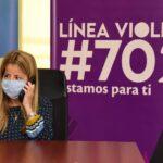 """""""Hemos fortalecido la ruta de atención para proteger a nuestras niñas, jóvenes y mujeres en el Atlántico"""": Elsa Noguera"""