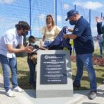 Parque y polideportivo El Edén, primero con gimnasio biosaludable exclusivo para personas en condición de discapacidad