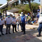 Iniciaron obras de normalización eléctrica para 3.583 familias en La Esmeralda