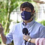 """""""Los terroristas nos quieren quitar la felicidad a los barranquilleros y no nos vamos a dejar"""": alcalde Pumarejo"""