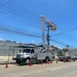 Este viernes 7 de mayo           Trabajos eléctricos en sectores de La Unión, Los Olivos y La Cumbre